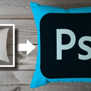 Create Your Own Custom Pillow Mockups in Photoshop!