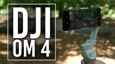 DJI OM 4 - A Game-Changing Mobile Gimbal | First Look