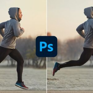 Easy Way To Move Body Parts In Photoshop!
