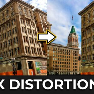 """Fix """"Perspective Distortions"""" with One Surprising Ps Filter!"""