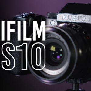 FUJIFILM X-S10 | Hands-on Review