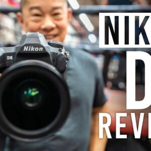 Photographing Boxing with the Nikon D6
