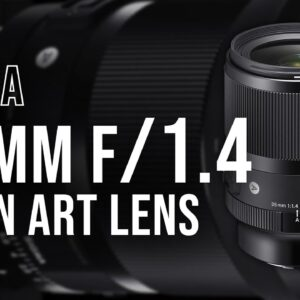 SIGMA 35mm f/1.4 DG DN Art Lens | Hands-on Review
