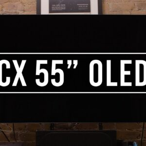 """Why Your Next TV Should Be an OLED 