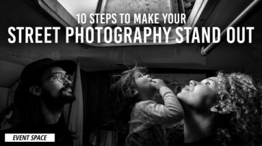 10 Steps to Make Your Street Photography Stand Out | B&H Event Space