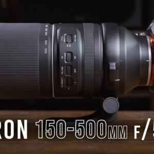 Tamron 150-500mm f/5-6.7 Di III VXD Lens | Hands-on Review
