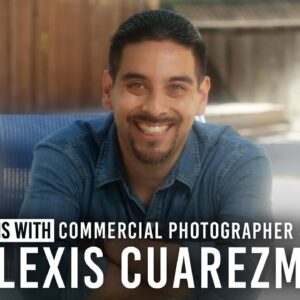 Alexis Cuarezma on Photographing Athletes, Mastering His Style & More | 21 Questions
