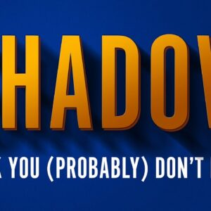Beautiful Long Shadows in Photoshop (Trick You Probably Don't Know!)