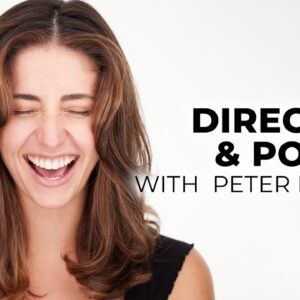 Directing & Posing for Headshots | Back to Basics with Peter Hurley