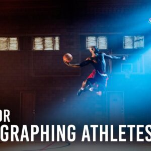How to Photograph Professional Athletes: 5 Sports Photography Tips with Alexis Cuarezma