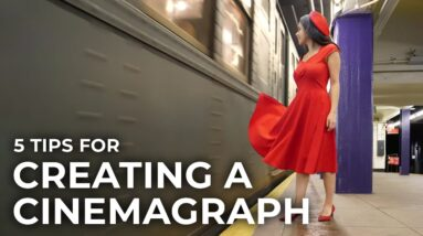 How to Make a Cinemagraph: 5 Tips with Jennifer O'Brien