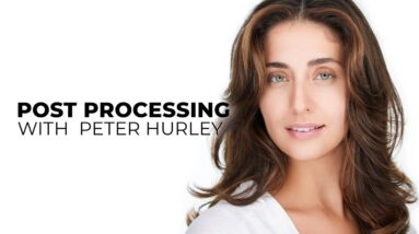 Post Processing for Headshot Photography | Back to Basics with Peter Hurley