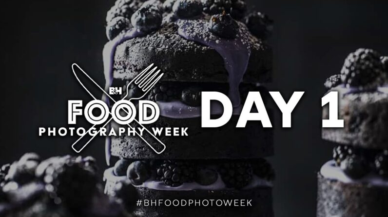 Food Photography Week Day 1: How to Make Your Photos Standing Out