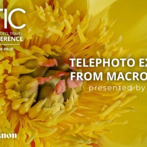 Telephoto Extremes from Macro to Max with George Lepp | OPTIC 2021
