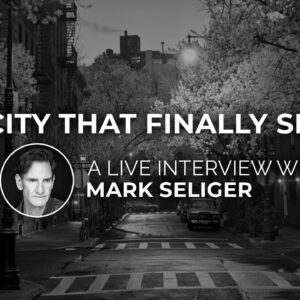 The City That Finally Sleeps: An Interview with Mark Seliger