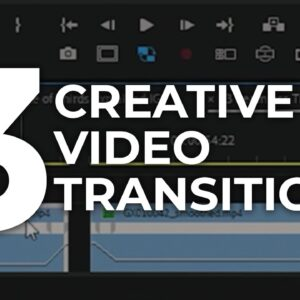 3 Creative Video Transitions in 30 Seconds #Shorts