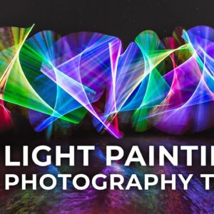 5 Light Painting Photography Tips with Susan Magnano