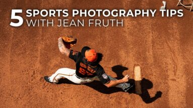 5 Sports Photography Tips with Jean Fruth