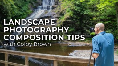 How to Compose Landscape Photos (And Mistakes to Avoid)