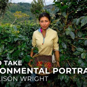 5 Tips for Environmental Portraits with Alison Wright