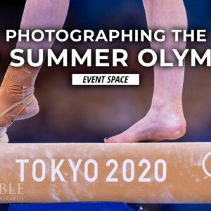 Photographing the Tokyo 2020 Summer Olympics During a Pandemic | B&H Event Space