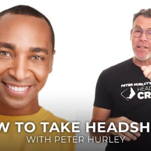 How to Take Headshots: 5 Tips with Peter Hurley