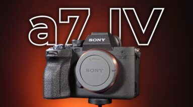 """Sony a7 IV: High-End Innovations in a """"Basic"""" Model! 